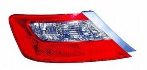 2009-2011 Honda Civic Tail Light Rear Lamp (Coupe) - Left (Driver)