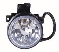 2005 - 2006 Honda Element Fog Light Lamp -