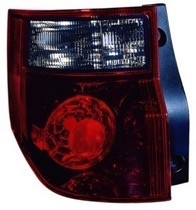 2007 - 2008 Honda Element Tail Light Rear Lamp - Left (Driver)