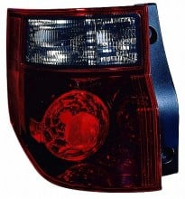2007-2008 Honda Element Tail Light Rear Lamp - Left (Driver)