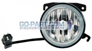 2003-2005 Honda Pilot Fog Light Lamp - Left (Driver)