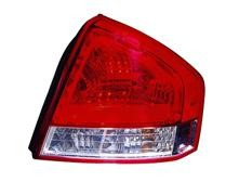 2007 - 2008 Kia Spectra Rear Tail Light Assembly Replacement / Lens / Cover - Right (Passenger)