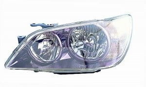2003-2005 Lexus IS300 Headlight Assembly - Left (Driver)