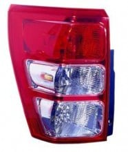 2006 - 2011 Suzuki Grand Vitara Rear Tail Light Assembly Replacement / Lens / Cover - Left (Driver)