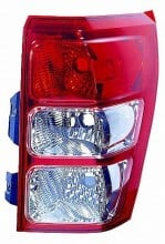 2006-2010 Suzuki Vitara Tail Light Rear Lamp - Right (Passenger)