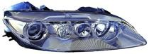 2003 - 2005 Mazda 6 Mazda6 Headlight Assembly (without Fog Lamps + Lens & Body) - Right (Passenger)