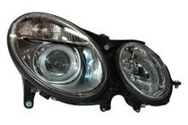 2003 - 2006 Mercedes Benz E320 Front Headlight Assembly Replacement Housing / Lens / Cover - Right (Passenger)