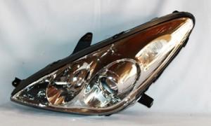 2005-2006 Lexus ES330 Headlight Assembly (Halogen) - Left (Driver)
