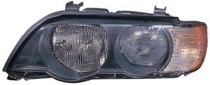 2000 - 2003 BMW X5 Headlight Assembly (Halogen + with White Turn Signals) - Right (Passenger)