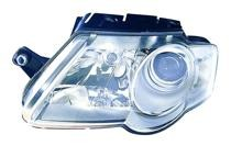 2006 - 2010 Volkswagen Passat Headlight Assembly - Left (Driver)