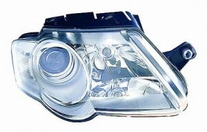2006-2010 Volkswagen Passat Headlight Assembly - Left (Driver)