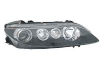 2006 - 2008 Mazda 6 Mazda6 Headlight Assembly (Sport Type + with Halogen) - Right (Passenger)