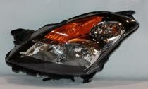 2007 - 2009 Nissan Altima Headlight Assembly (with Xenon) - Left (Driver)