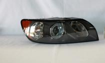 2004-2007 Volvo S40 Headlight Assembly - Right (Passenger)