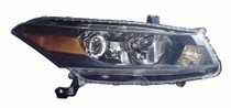 2008 - 2010 Honda Accord Headlight Assembly (Coupe )- Right (Passenger)