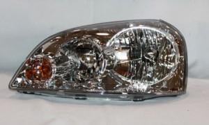 2004-2004 Suzuki Forenza Headlight Assembly - Left (Driver)