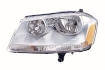 2008 - 2014 Dodge Avenger Headlight Assembly (SXT Model) - Left (Driver)