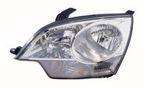 2008 - 2010 Saturn Vue Front Headlight Assembly Replacement Housing / Lens / Cover - Left (Driver)