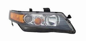2006-2008 Acura TSX Headlight Assembly - Right (Passenger)