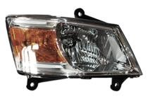 2008 - 2010 Dodge Caravan Headlight Assembly - Right (Passenger)