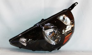 2007-2008 Honda Fit Headlight Assembly - Left (Driver)