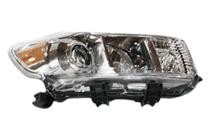 2008 - 2010 Scion xB Front Headlight Assembly Replacement Housing / Lens / Cover - Right (Passenger)