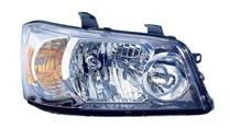 2007 Toyota Highlander Front Headlight Assembly Replacement Housing / Lens / Cover - Right (Passenger)
