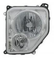 2008 - 2009 Jeep Liberty Front Headlight Assembly Replacement Housing / Lens / Cover - Left (Driver)