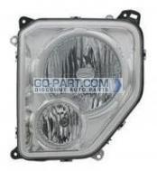 2008-2009 Jeep Liberty Headlight Assembly - Left (Driver)