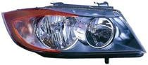 2006 - 2008 BMW 330i Headlight Assembly - Right (Passenger)
