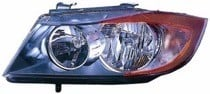 2006 - 2008 BMW 325i Headlight Assembly - Left (Driver)