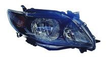 2009 - 2010 Toyota Corolla Headlight Assembly (S/XRS) - Right (Passenger)