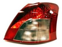 2007 - 2008 Toyota Yaris Rear Tail Light Assembly Replacement / Lens / Cover - Right (Passenger)