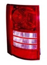 2008 - 2010 Chrysler Town & Country Van Tail Light Rear Lamp - Left (Driver)