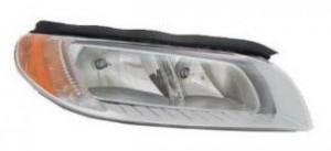 2008-2011 Volvo S80 Headlight Assembly - Right (Passenger)