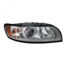 2008-2011 Volvo S40 Headlight Assembly - Right (Passenger)