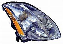 2004-2005 Nissan Maxima Headlight Assembly - Right (Passenger)