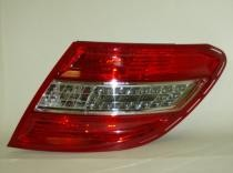 2008 - 2011 Mercedes Benz C350 Rear Tail Light Assembly Replacement / Lens / Cover - Right (Passenger)