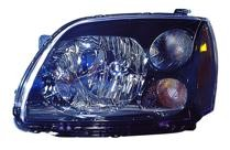 2009 Mitsubishi Galant Front Headlight Assembly Replacement Housing / Lens / Cover - Left (Driver)