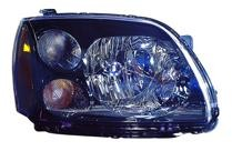 2009 Mitsubishi Galant Front Headlight Assembly Replacement Housing / Lens / Cover - Right (Passenger)
