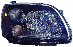 2009 Mitsubishi Galant Headlight Assembly - Right (Passenger)