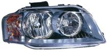 2006 - 2008 Audi A3 Headlight Assembly - Left (Driver)
