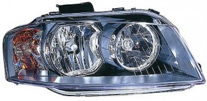 2006-2008 Audi A3 Headlight Assembly - Left (Driver)