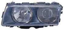 1995 - 1998 BMW 740i Front Headlight Assembly Replacement Housing / Lens / Cover - Right (Passenger)