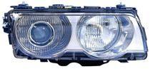 1999 - 2001 BMW 740i Headlight Assembly (Xenon + with Bright Bezel Lens) - Right (Passenger)