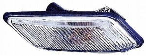 1995-2002 BMW Z3 / Z Coupe Side Repeater Light (with Clear Lens) - Left (Driver)