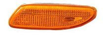 2001 - 2007 Mercedes Benz C240 Front Marker Light Assembly Replacement / Lens Cover - Left (Driver)