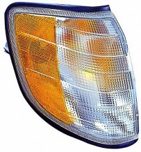 1995-1999 Mercedes Benz S500 Parking / Signal Light - Right (Passenger)
