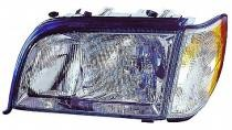 1995 - 1999 Mercedes Benz S420 Headlight Assembly - Left (Driver)