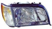 1995 - 1999 Mercedes Benz S420 Headlight Assembly - Right (Passenger)